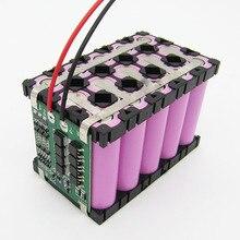 10/20 個 3 × 5 携帯 18650 電池プラスチックスペーサーホルダー放射シェルスイッチャーパック 8899
