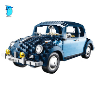 StZhou Lepin The Ultimate Beetle 1707Pcs Bricks Set Sale Machine Series Educational Building Blocks Toys For