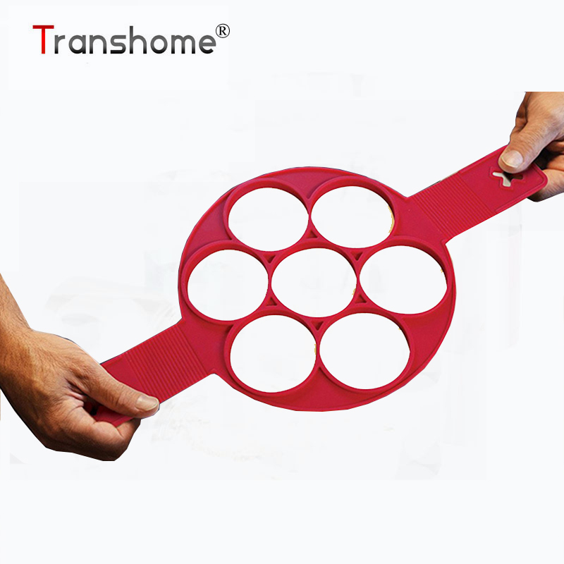 Transhome 1Pcs Silicone Baking Cake Mold Kitchen Tools