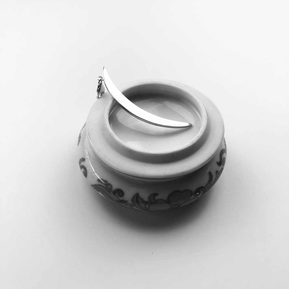 Серебряные украшения в виде луны Кулон, 2019 модные ювелирные изделия из стерлингового серебра 925 TS винтажный подарок для женщин мужчин Fit браслет ожерелье 2018 Новинка