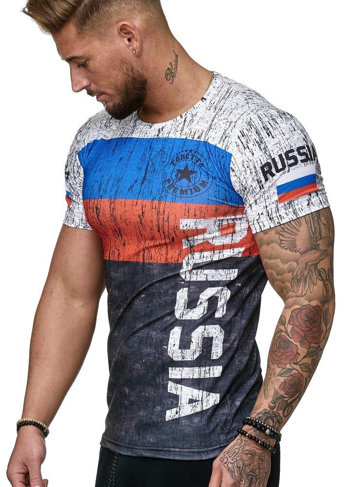 2019 wales football new short sleeve casual print t-shirt mens fashion compression tshirt fitness summer