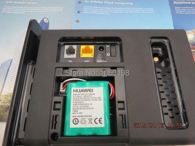 Free Shipping+1000mAh battery+ HUAWEI E5172 150Mbps LTE Cat4 CPE E5172As-515 router