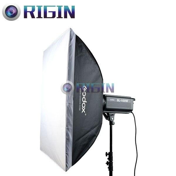 Godox SL серия видео светильник SL-100W белая версия видео светильник непрерывный светильник