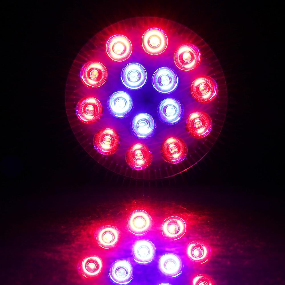 6W 15W 21W 27W 36W 45W 54W LED растеж светлина - Професионално осветление - Снимка 6