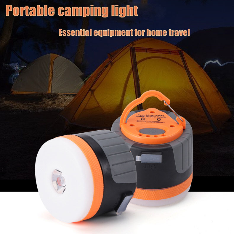 Светодиодный наружный DL аварийный тент для кемпинга, высокий светильник, портативный USB Перезаряжаемый мини светильник для вспышки, светильник для кемпинга|Портативные фонари|   | АлиЭкспресс