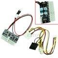 DC 12 V 160 W Interruptor 24Pin Pico ATX PSU Car Auto Mini ITX fuente de Alimentación de Alto Módulo