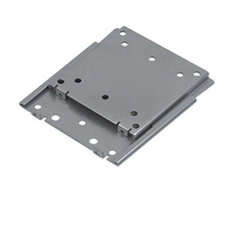 Low Carbon Steel Zinc Plated Sheet Metal Stamping Parts In