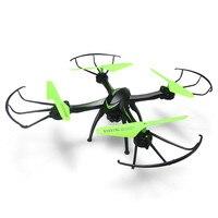 JJRC H98WH RC Quadcopter WIFI FPV 2 4Ghz 4CH 6 Axis Drone HD Camera Black Dec25