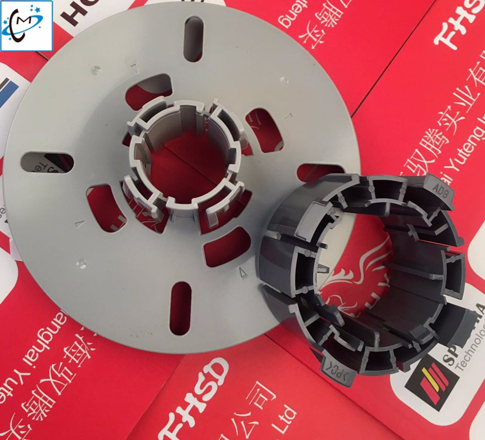 1set wholesale Mutoh RJ900C  block paper plate retaining paper plate take up roller for Mutoh 1604 1614 printer plate auto paper auto take up reel system for all roland sj sc fj sp300 540 640 740 vj1000