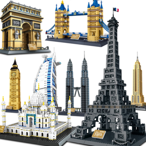 Wange Compatible legoeing City