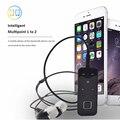 TTLIFE Беспроводные Стерео Bluetooth Аудио Приемник Рецепторов Музыка Адаптер С Кабелями Для 4 Цветов