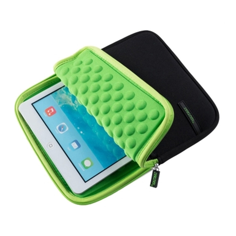 För iPad 9.7 2017 2018 Väska Shockproof Tablet Liner Sleeve Väskan Väska till iPad Air 2 1 Pro 9.7 Samsung Galaxy Tab 3 Tablet Cover