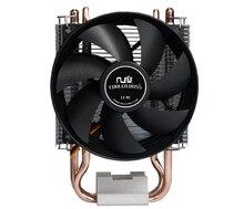 cheaper, 90mm fan, 2 heatpipe, side-blown, for Intel LGA775 1150 115x, FM1 AM2 AM3 FM2, CPU cooler, CoolerBoss CAH-209-03