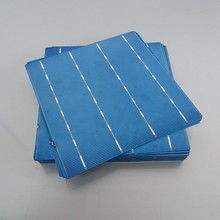 20pcs 4 3 W 17 2 efficiency 156 Poly polycrystalline Solar Cell 6x6 WY