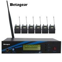 Betagear 300iemg2 G2 uhf вкладыши Мониторы Системы домашнего аудио/видео продукции на сцене Мониторы Системы Запись Studio live звук iem