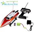 El best-seller de Caballo Doble DH 7010 RC Barco, 7009 de actualización, barcos 46CM4CH velocidad infinitamente variable, de los niños de juguete de agua