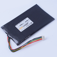 Easylander Replacement 3 7V 1500mAh Polymer Li Ion Rechargeable Battery For MLP305787 Nook Simple Touch 6