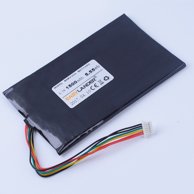 Easylander 3 7V 1500mAh li Polymer Rechargeable Battery For MLP305787 Nook Simple Touch 6 S11ND018A onyx