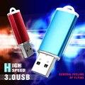 Горячие Продажи USB Flash Drive Металл USB 3.0 Флешки Высокая Скорость Pen Drive Реальная Емкость USB Flash Индивидуальный Логотип USB Stick 32 ГБ 16 ГБ