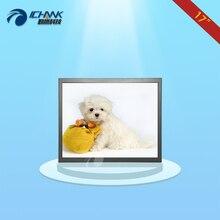 B170TN-ABHUV/17 inch 1280x1024 metal casing monitor/17 inch steel shell monitor/17 inch metal case wall-hang security monitor;(China (Mainland))