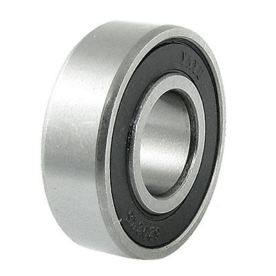<font><b>6202RS</b></font> Rubber Sealed Wheel Axle Ball Bearing 15 x 35 x 11mm image