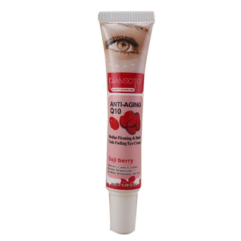 New Arrival 1pcs Goji Essence Granule Eye Gel Eye Cream Anti Repairing Dark Circles Bag Wrinkles Women Makeup AccessoryM3