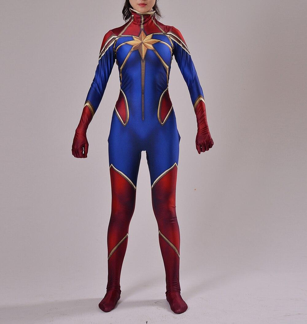 how to make a female captain america costume
