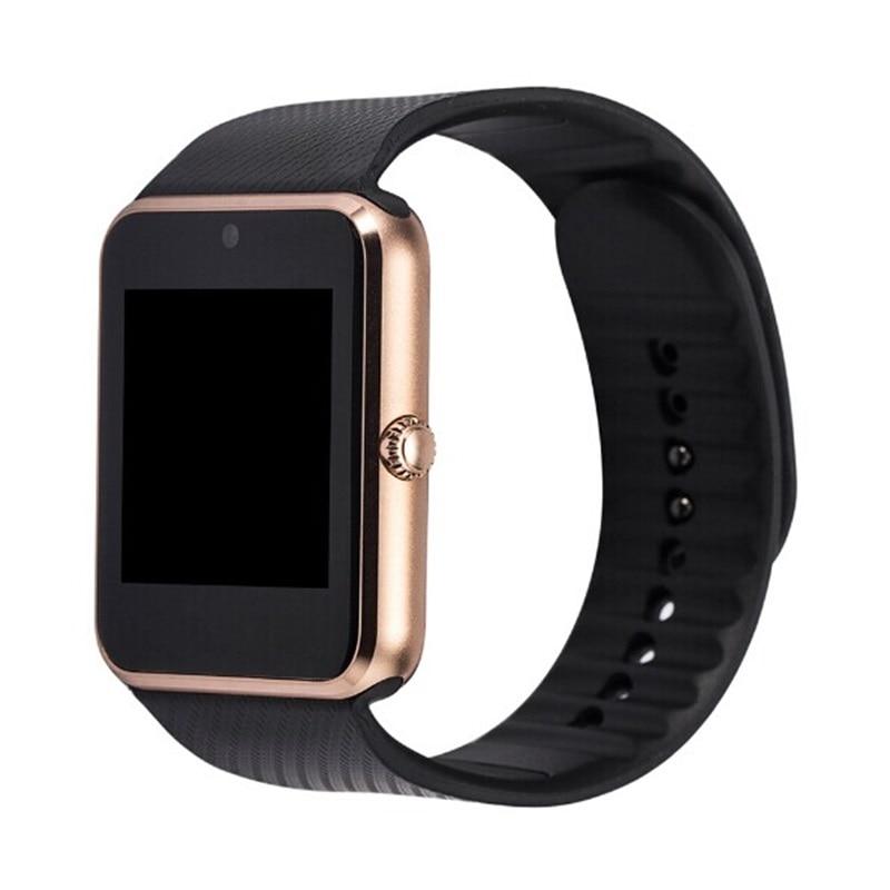 GT08 Smart Watch Sync Notifier Support Sim Card Bluetooth Connectivity for cellphone Men Smartwatch Male Digital Watch Clock стоимость