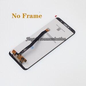 """Image 2 - Новый с рамкой 5,7 """"ЖК монитор для Huawei honor 7C, ЖК дисплей, сенсорный экран, мобильный телефон, запасные части экрана"""