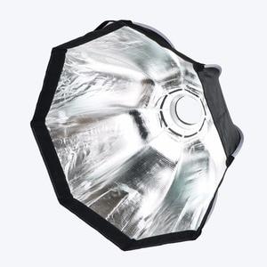 Image 5 - TRIOPO 120cm Octagon Softbox Diffuser Reflector Bowens Mount Light Box for photography Studio Strobe Flash Light accessories