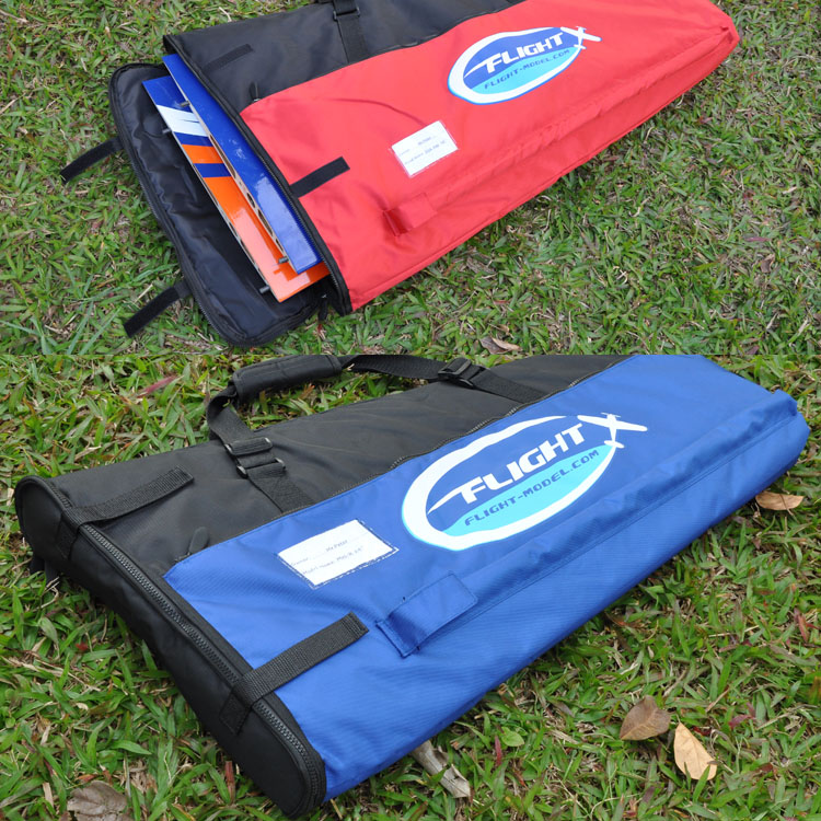 Flight Model 20-40cc 50-70cc RC Gasoline Airplane Wings Protection Bag Two Colors Available image