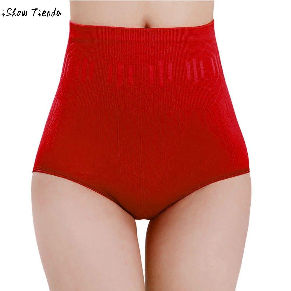 Bauch Tuck Unterwäsche Frau Abnehmen Höschen Hohe Taille Slips Bauch Trimmer Shaper Schärpen Unterwäsche & Schlafanzug Control-slip