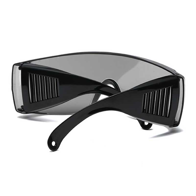 Seguro laboral gafas a prueba de viento a prueba de golpes a prueba de explosión a prueba de salpicaduras de agua de color gafas