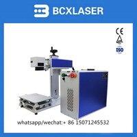 Низкая цена лазерный маркер 20 Вт CNC портативный мини оптоволоконный лазерный станок маркировочная машина для металла
