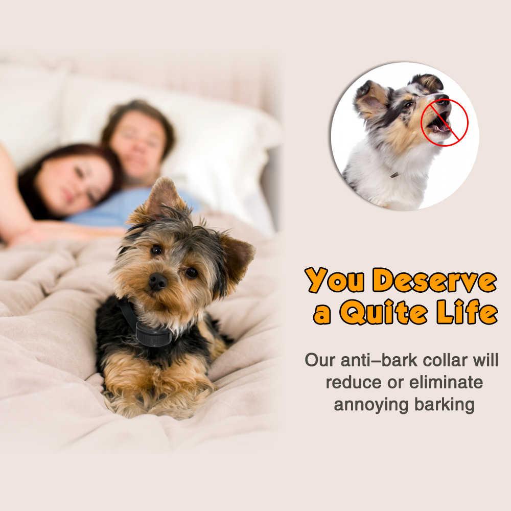Ошейник для дрессировки собак Petrainer 853, автоматический Регулируемый ошейник для дрессировки домашних животных