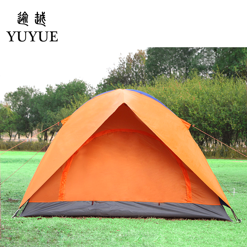 3-4 person UV protection car tent for cleary day hiking gazebo double layer outdoor camping for sunny day   5