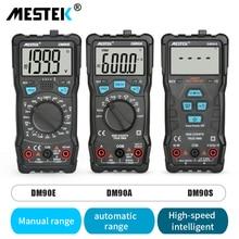 MESTEK Digital Multimeter 6000 Counts High Speed Auto Range Tester Int