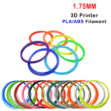 ABS 3D Filament 1 75mm ABS PLA 3D Printer Materials Plastic Rubber Printing Material For 3D