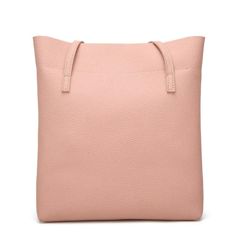DAUNAVIA Luxury Brand Tassel Bucket Bag Naiste pehme nahast käekott - Käekotid - Foto 3