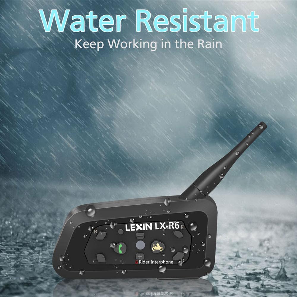Lexin 1200M de Bluetooth 7