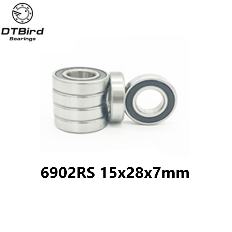 1pcs 6903 2RS 61903 17*30*7mm hybrid ceramic deep groove ball bearing 17x30x7mm for bicycle part 6903RS 2pcs 6903 2rs 6903 rs 61903 2rs deep groove ball bearings 17 x 30 x 7mm free shipping