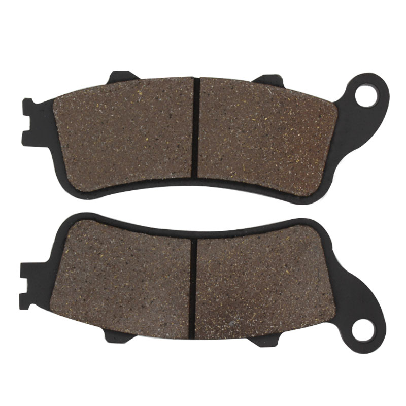 Cyleto Motorcycle Front Brake Pads for HONDA FJS400 06-09 FJS600 FJS 600 Silver wing 2001-2009 GL 1800 GL1800 Goldwing 2001-2013