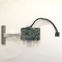 RTD2668 Universele HDMI VGA Audio Lcd controller board voor 14 inch 1600x900 B140RW01 V0 V1 Monitor kit gemakkelijk DIY voor Raspberry pi