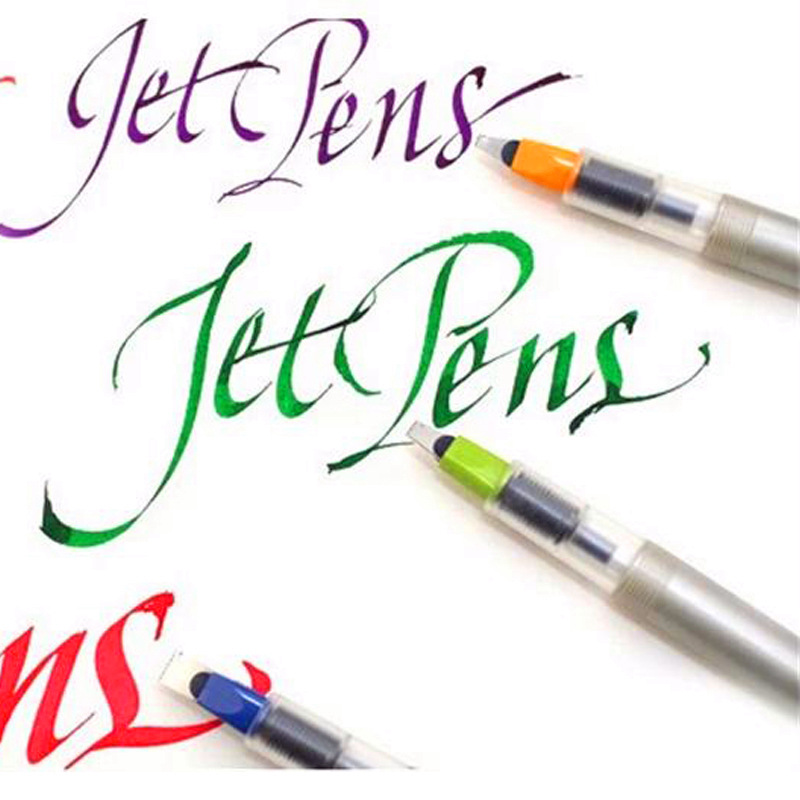 Pilot Parallel Calligraphy Pen Set 15 Mm 24 38 And 6 With Bonus Ink Cartridge Brush In Paint Brushes From Office