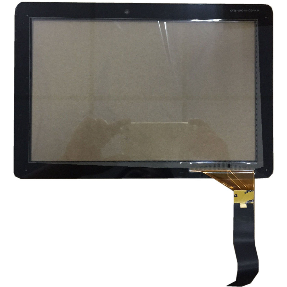 For <font><b>Asus</b></font> ME102 ME102A <font><b>K00F</b></font> BLACK MCF-101-0990-01-FPC-V4.0 Touch Screen Digitizer image