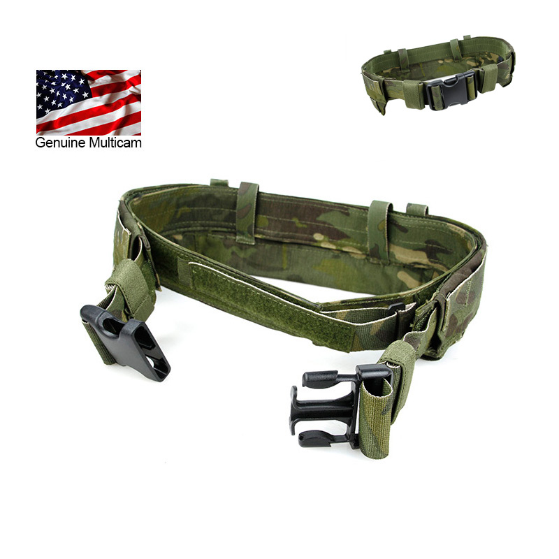 2017 Genuine Multicam Tropic MRB Belt MTP Tactical Belt For Army Cummerbunds