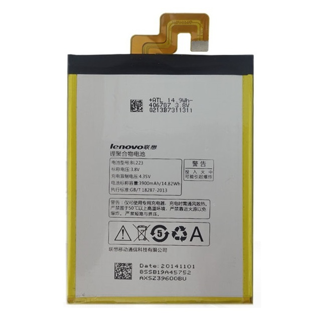 New OEM BL223 Battery For Lenovo K80 K920 VIBE Z2 Pro Phone