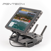 Pgytech crystalsky suporte de montagem para dji mavic 2 controle remoto monitor suporte clipe alumínio mavic ar/mini drone
