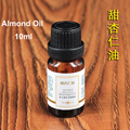 100% Pure Sweet Almond Oil Cold Pressed Pure Organic 10ml/pc Skin Care