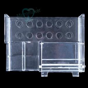 Image 3 - 新 1pc歯科アクリルオーガナイザーためシリンジ樹脂接着剤アプリケーター高品質のs/l販売